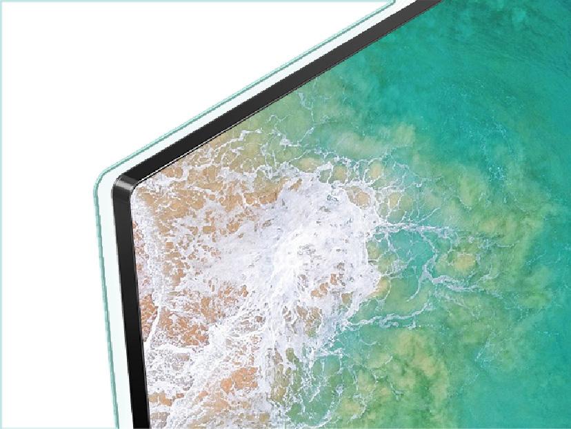 強化ガラスフレーム